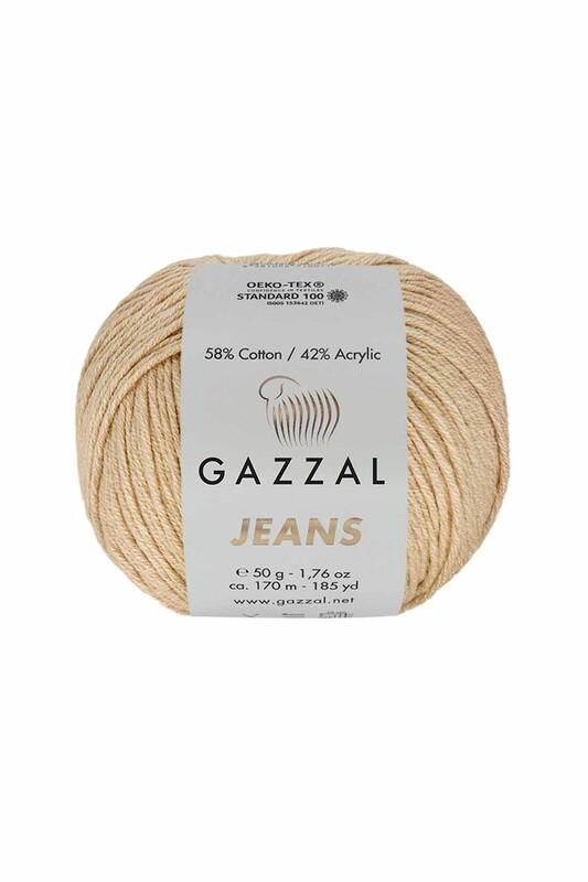 Gazzal - Gazzal Jeans El Örgü İpi | 1122