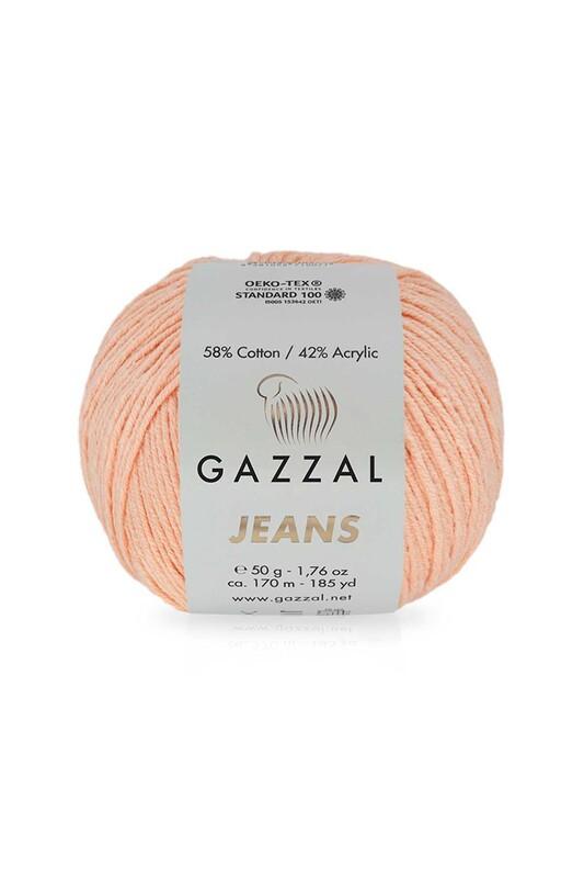 Gazzal - Gazzal Jeans El Örgü İpi | Yavruağzı 1117