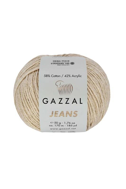 Gazzal - Gazzal Jeans El Örgü İpi | Bej 1114