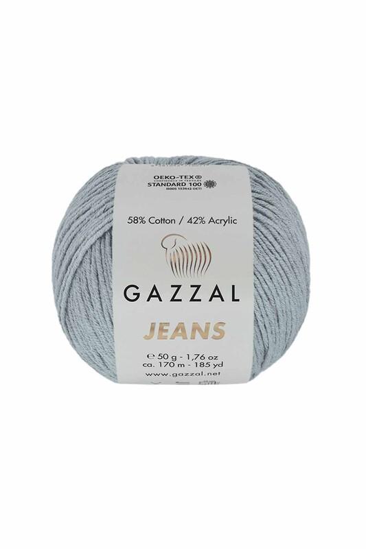 Gazzal - Gazzal Jeans El Örgü İpi | 1110