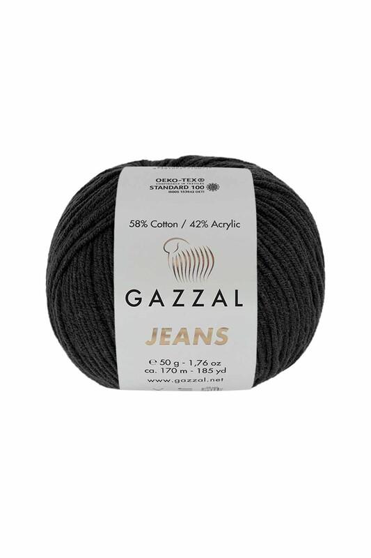 Gazzal - Gazzal Jeans El Örgü İpi | 1111