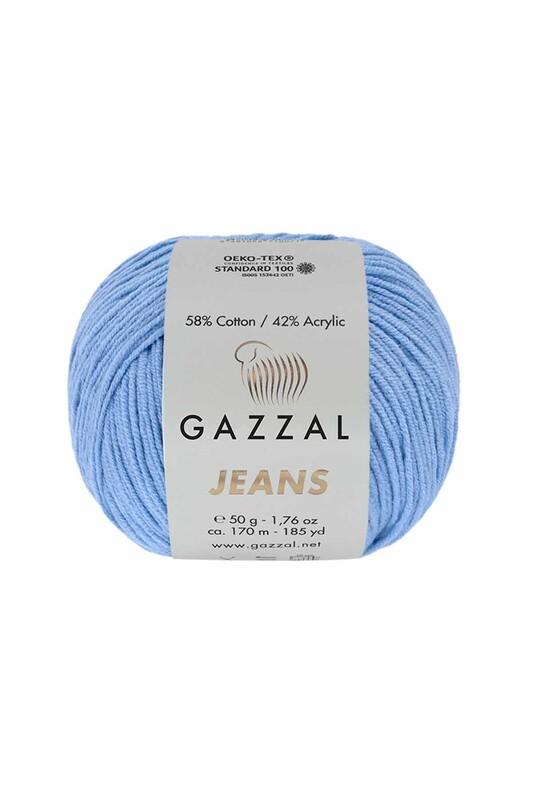 Gazzal - Gazzal Jeans El Örgü İpi | Mavi 1105