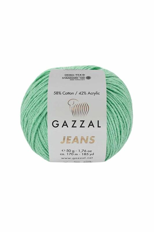 Gazzal - Gazzal Jeans El Örgü İpi | 1107
