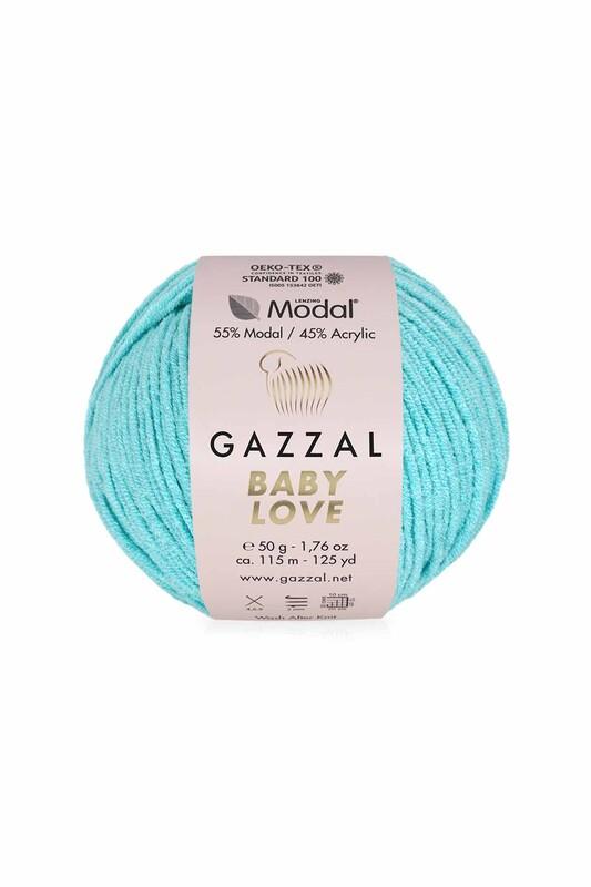 Gazzal - Gazzal Baby Love El Örgü İpi | 1613