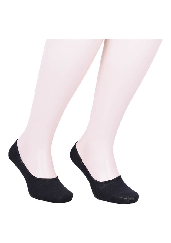 SİMİSSO - Simisso Erkek Tavaf Babet Çorabı   Siyah