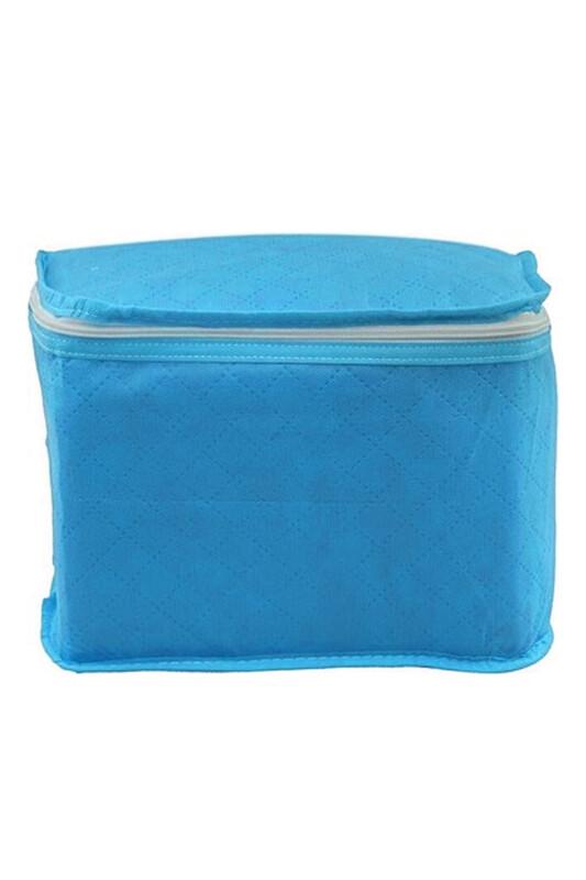 SEVİNÇ - Çorap Hurcu 30x20x20 Mavi