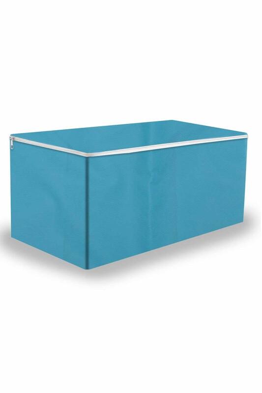 SİMİSSO - Kazak Hurcu 63x37x20 | Mavi