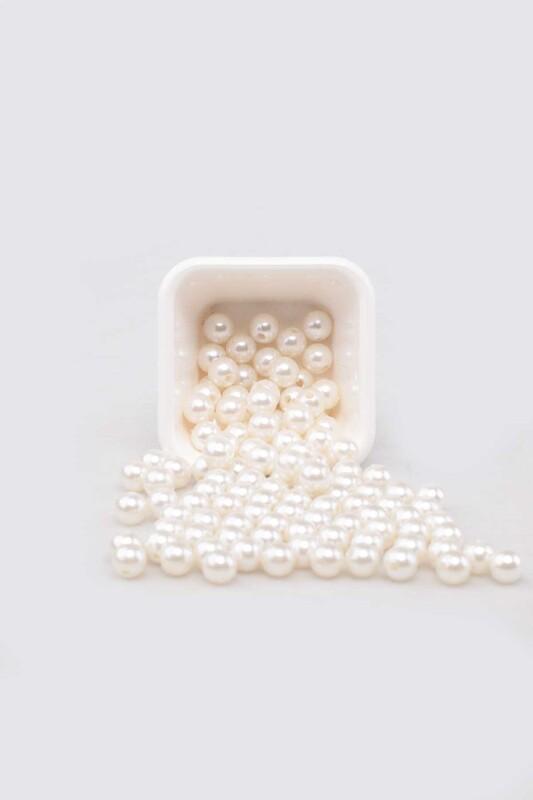 SİMİSSO - Tam İnci 8 mm 50 gr Beyaz