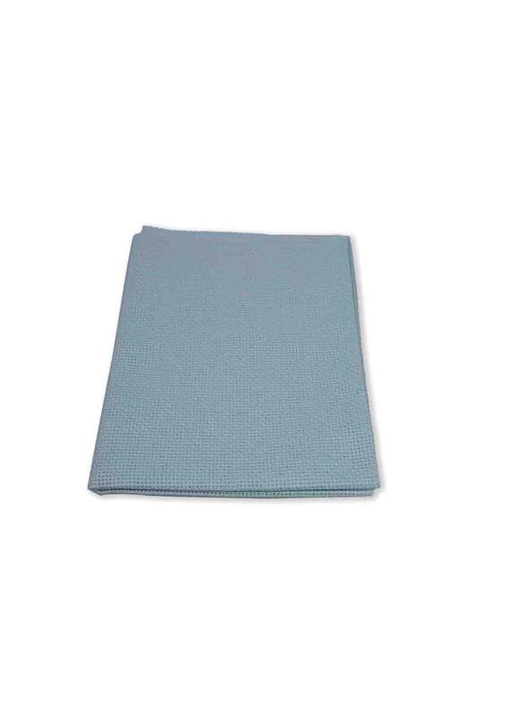 SİMİSSO - Etamin Kumaşı 50*70 cm | Su Yeşili