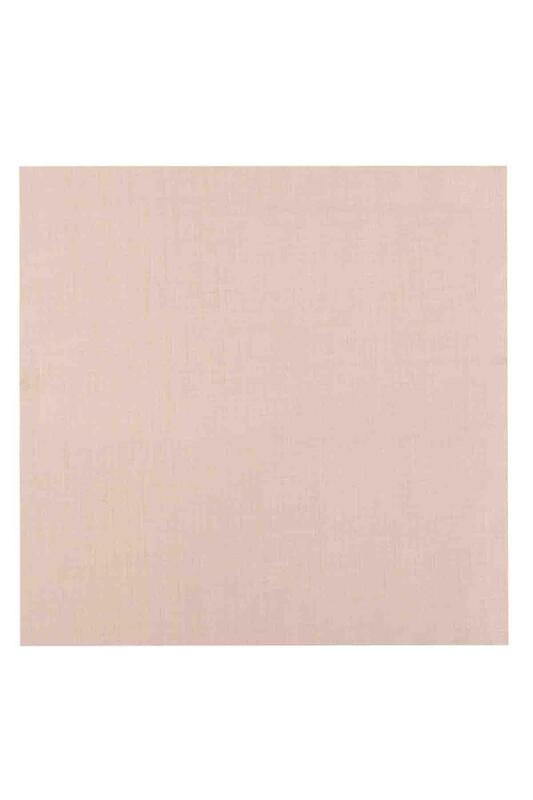 SİMİSSO - Etuval Linen İşlemelik Etamin Kumaşı 40x40 | Koyu Bej