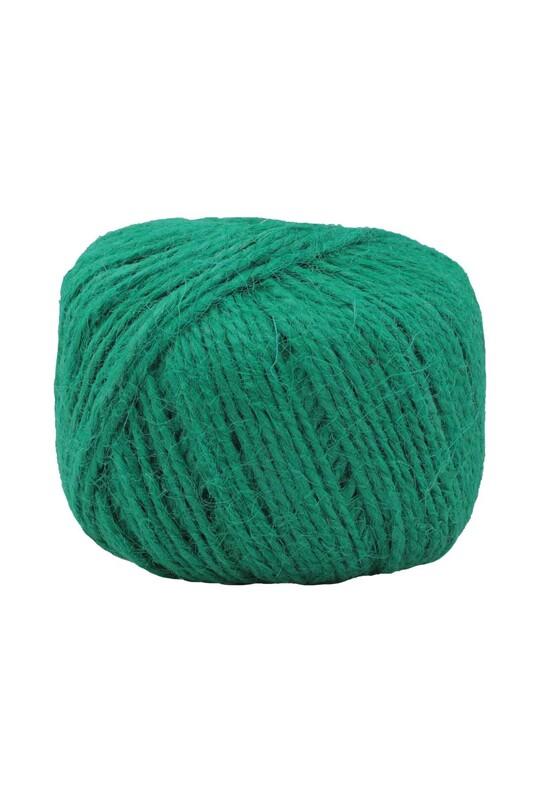 SİMİSSO - Jut İpi 100 gr Yeşil