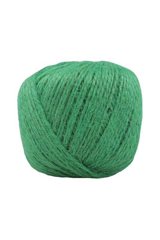 SİMİSSO - Jut İpi 100 gr Açık Yeşil
