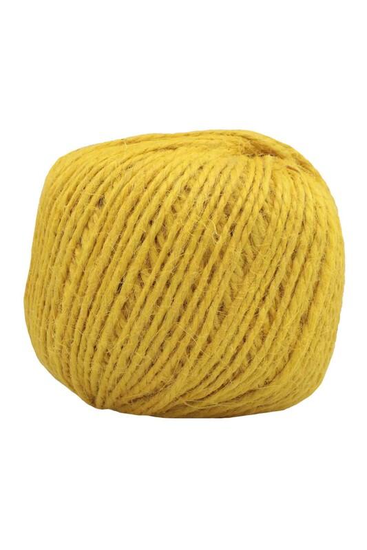 SİMİSSO - Jut İpi 100 gr Sarı