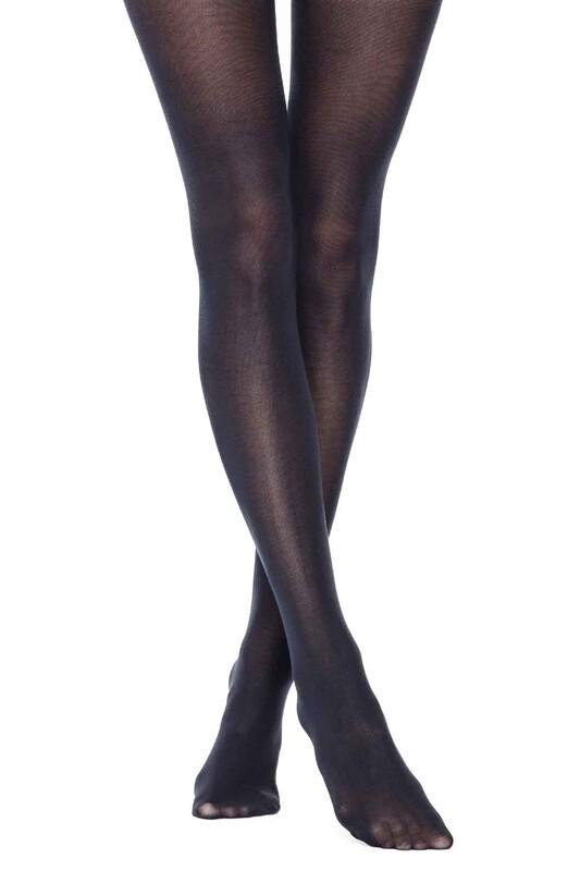 PENTİ - Penti Natural Pamuklu Külotlu Çorap   Lacivert