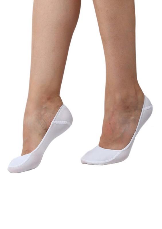 DORE - Dore Mikro Babet Çorap | Beyaz