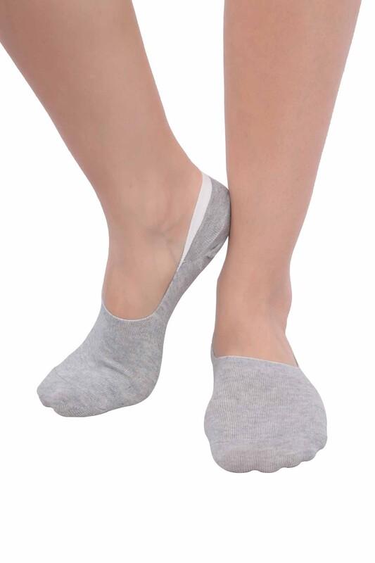 SİMİSSO - Penguen Kadın Babet Çorap 3'lü | Model 1