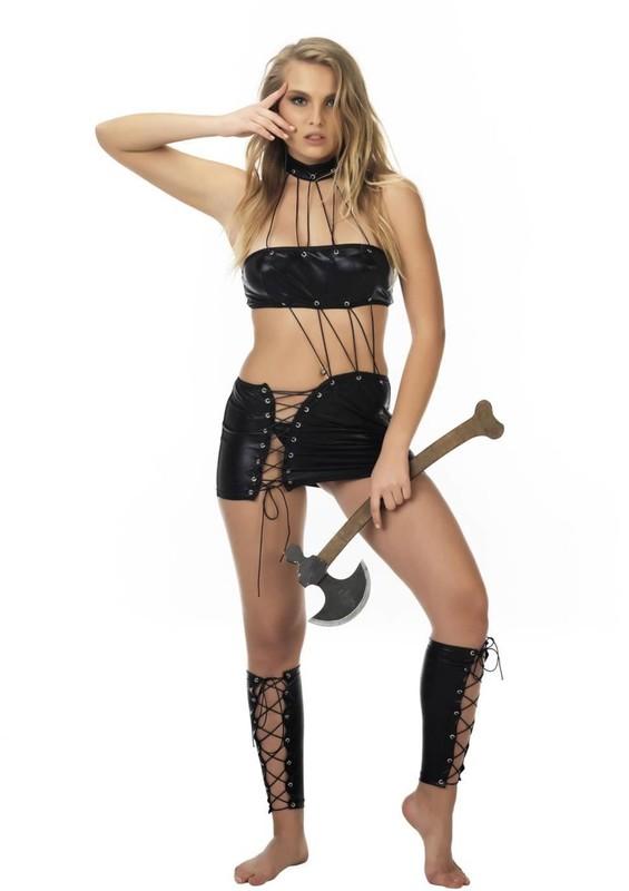 FOR DREAMS - For Dreams Fantezi Gece Kıyafeti 8500 | Siyah