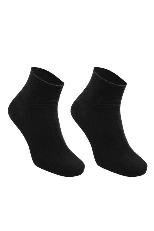 AKSU - Aksu Dikişsiz Bambu Kadın Çorap   Siyah