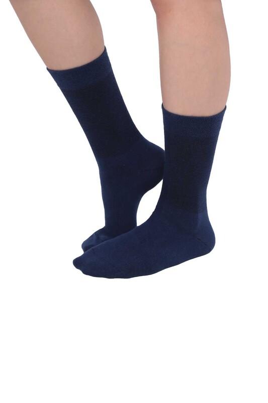 PRO - Pro Kadın Diyabetik Çorap 16409 | Lacivert