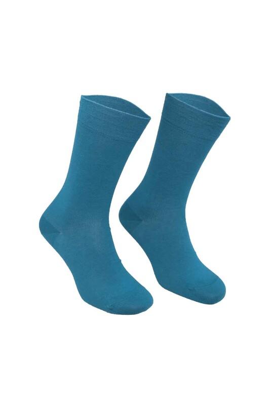 PRO - Pro Rainbow Penye Çorap | Petrol