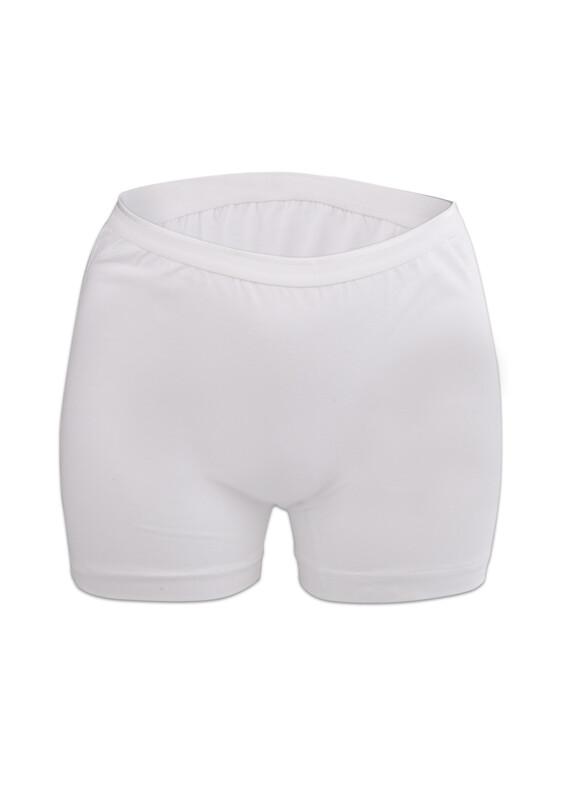 TUTKU - Tutku Kadın Pantolon Külot 154 | Beyaz