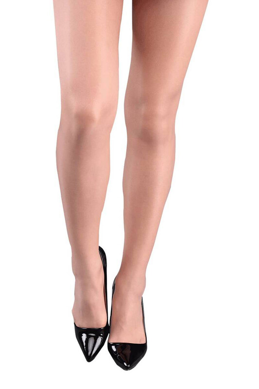 DAYMOD - Daymod İnce Külotlu Çorap Fity 15 | Natural