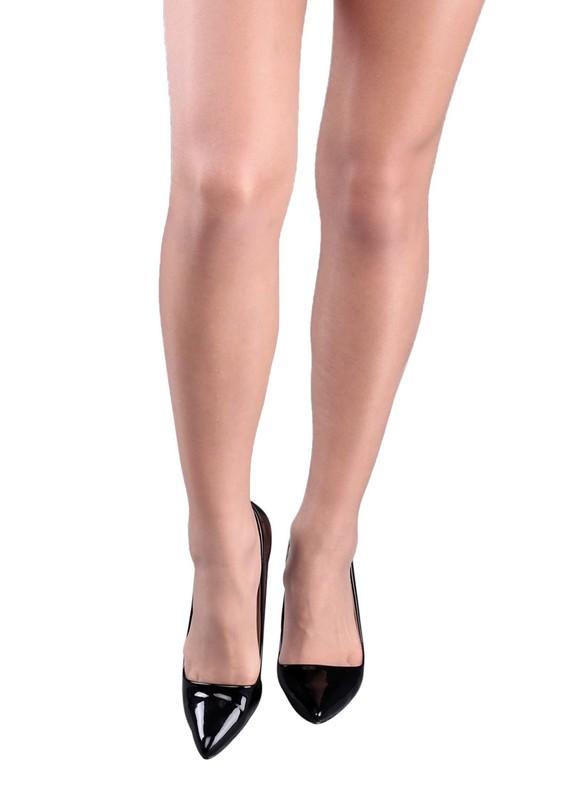 ITALIANA - İtaliana İnce Külotlu Çorap 128 | Sahra