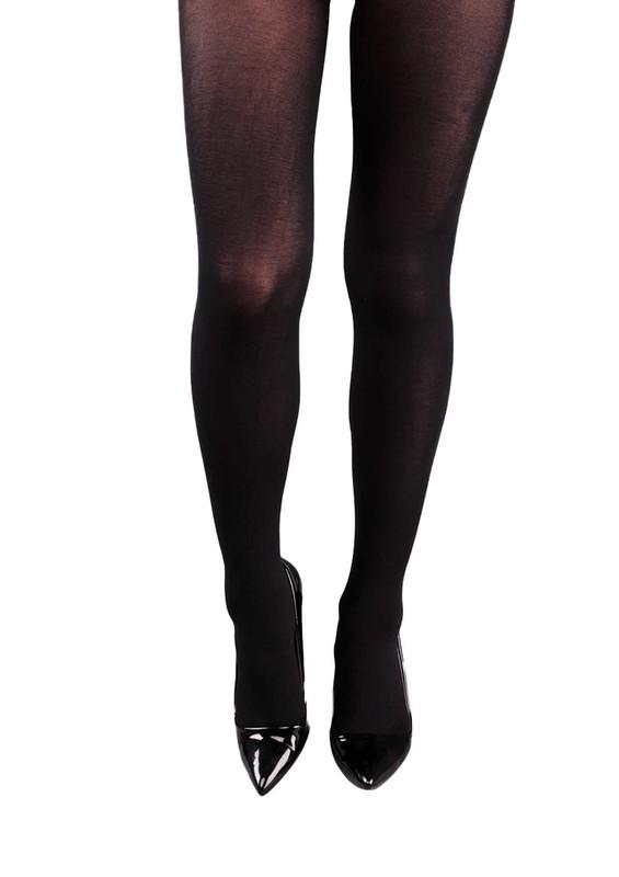 PENTİ - Penti Yüksek Bel Külotlu Çorap | Siyah