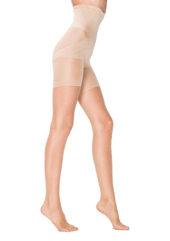 PENTİ - Penti Body Control Külotlu Çorap | Ten