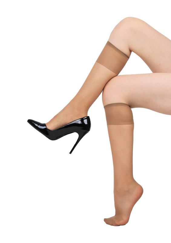PENTİ - Penti 15 Den Süper Mat İnce Pantolon Çorap | Kahverengi