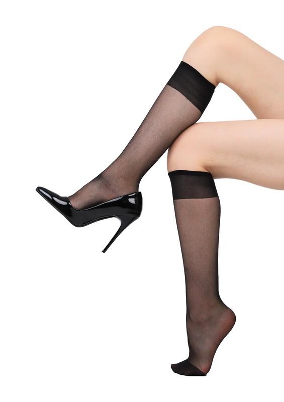 PENTİ - Penti 15 Den Süper Mat İnce Pantolon Çorap | Siyah