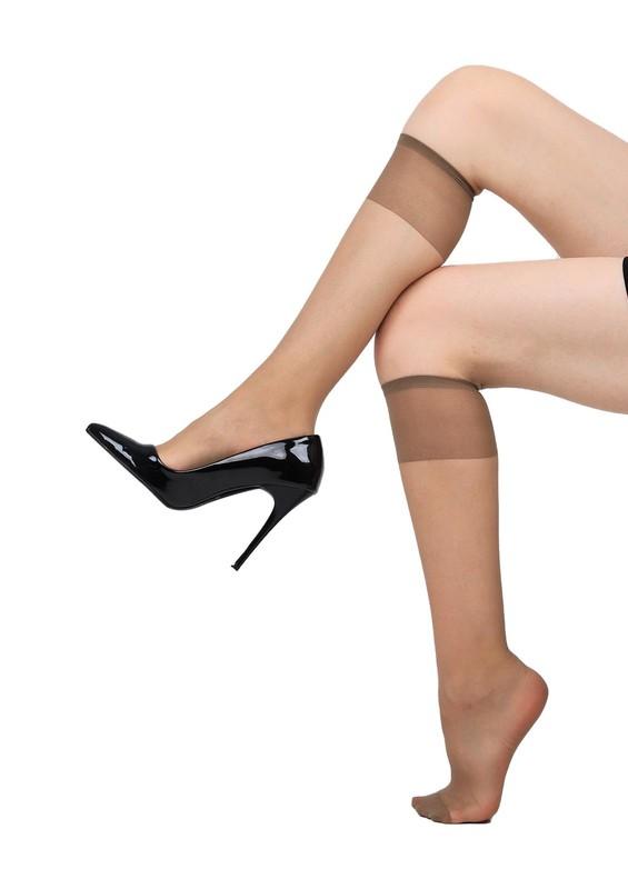 PENTİ - Penti 15 Den Süper Mat İnce Pantolon Çorap | Vizon