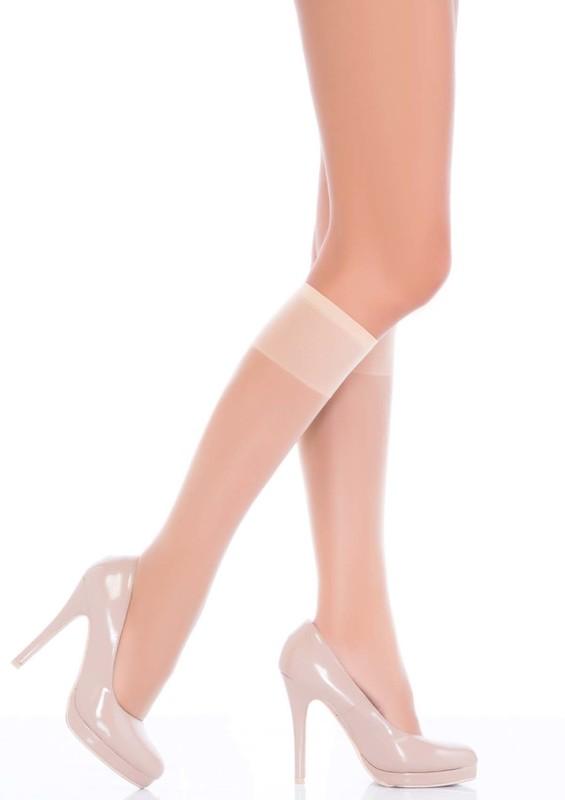 PENTİ - Penti Fit 15 Pantolon Çorap | Krem