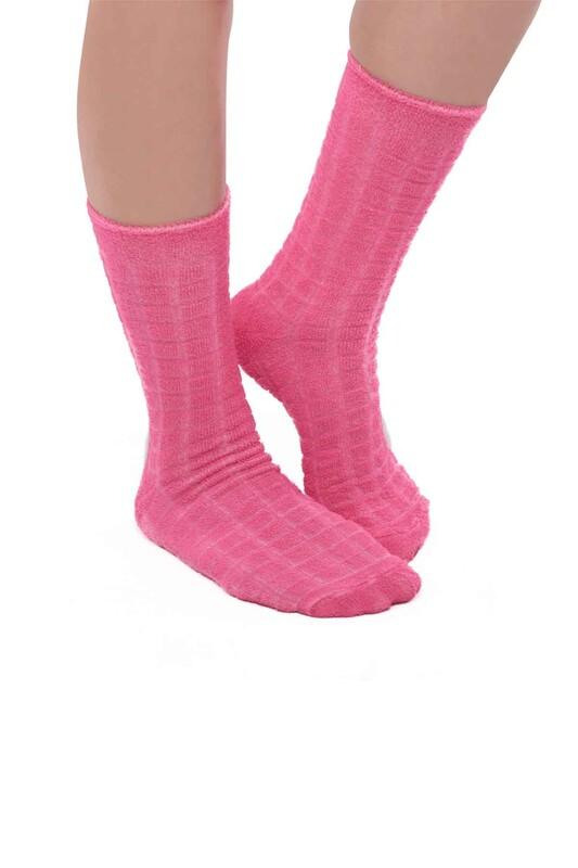 ARC - Kadın Ters Havlu Çorap 212 | Pembe