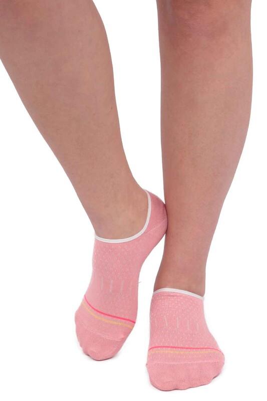 ARC - Arc Kadın Soket Çorap 204 | Pembe