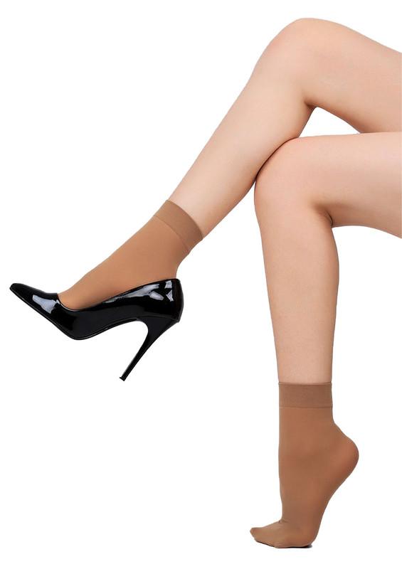 DORE - Dore Soket Çorap 217 | Bronz