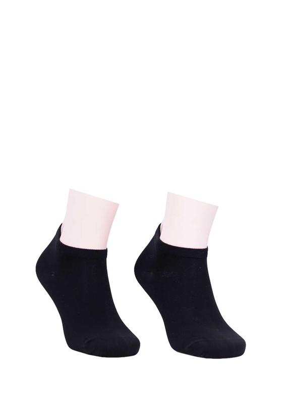 DÜNDAR - Dündar Dikişsiz Çorap 8507 | Siyah