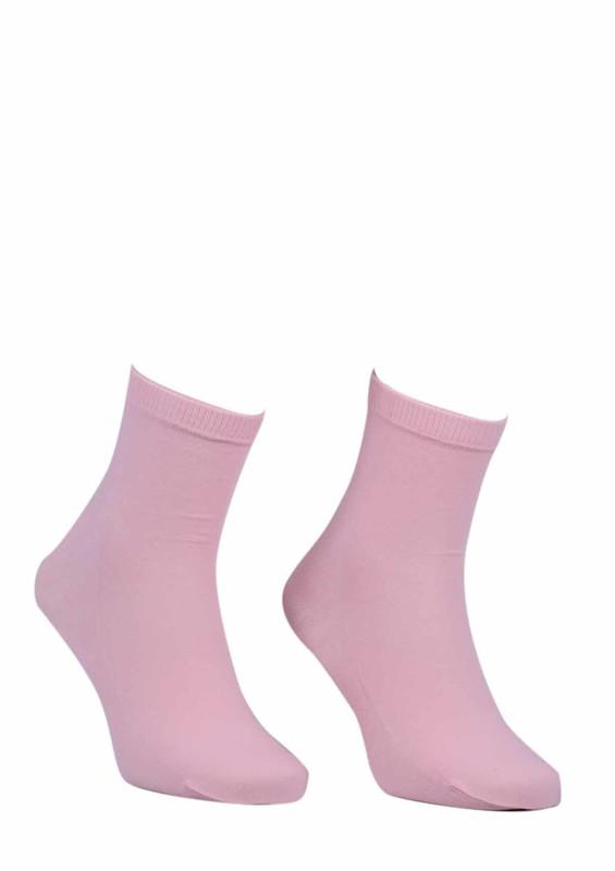ITALIANA - İtaliana Bambu Soket Çorap 1711 | Pembe