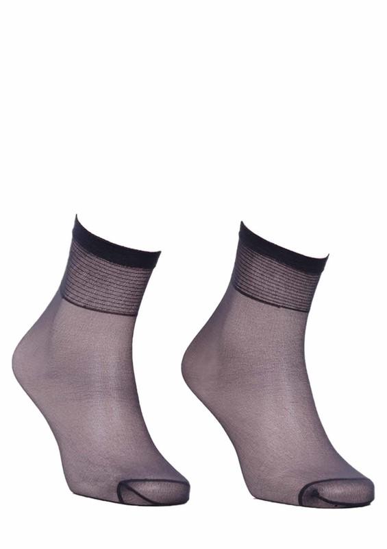 MÜJDE - Müjde İnce Soket Çorap 007 | Füme