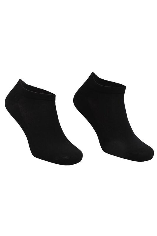 SAHAB - Sahab Soket Çorap 4025   Siyah