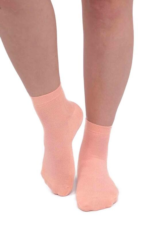 SAHAB - Sahab Soket Çorap 4055   Yavru Ağzı