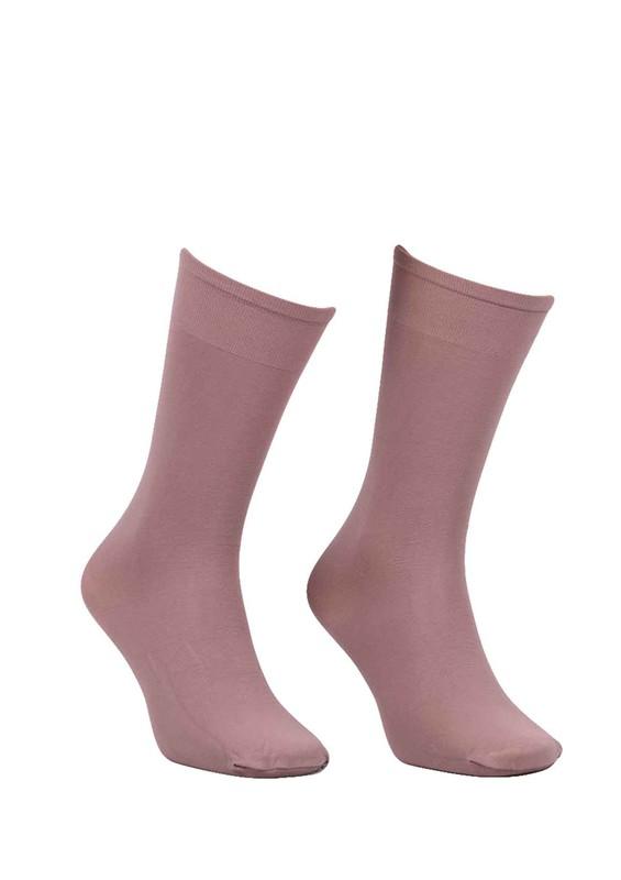 DORE - Dore Saten Dizaltı Çorap Mikro 70 | Bronz