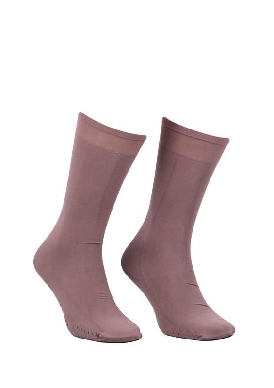 DORE - Dore Masaj Çorabı Renk Seçenekli | Vizon