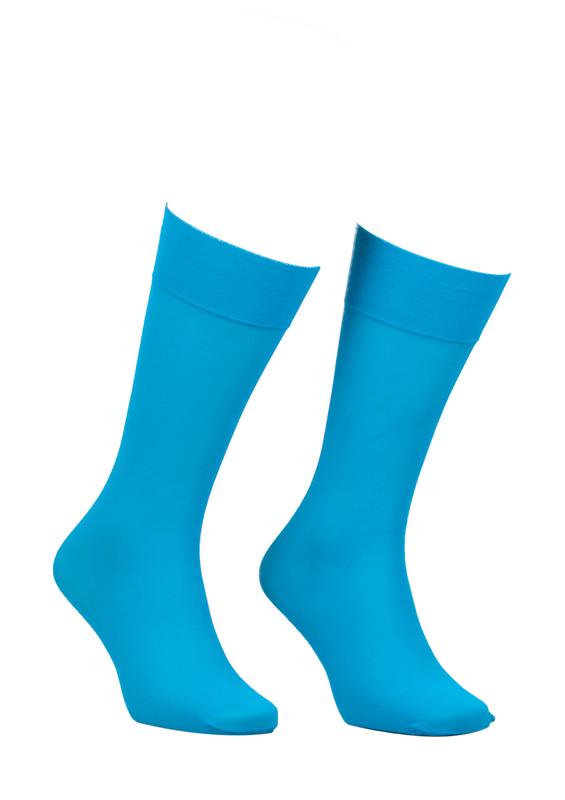 ITALIANA - İtaliana Düz Dizaltı Çorap 1014 | Turkuaz