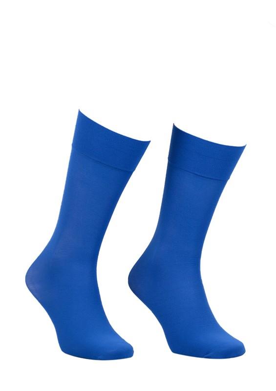 ITALIANA - İtaliana Düz Dizaltı Çorap 1014 | Saks