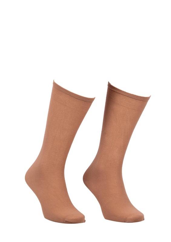 MÜJDE - Müjde Kalın Dizaltı Çorap 70 den 003 | Ten