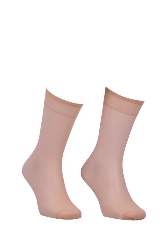 MÜJDE - Müjde İnce Dizaltı Çorap 20 den 004 | Sahra
