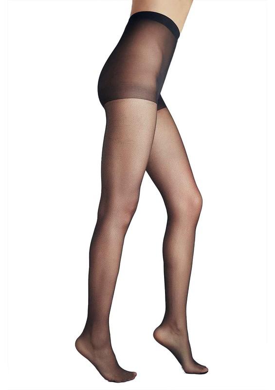 PENTİ - Penti Tül Külotlu Çorap | Siyah