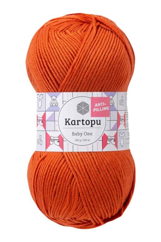 KARTOPU - Kartopu Baby One El Örgü İpi 100 gr | Kiremit K1210