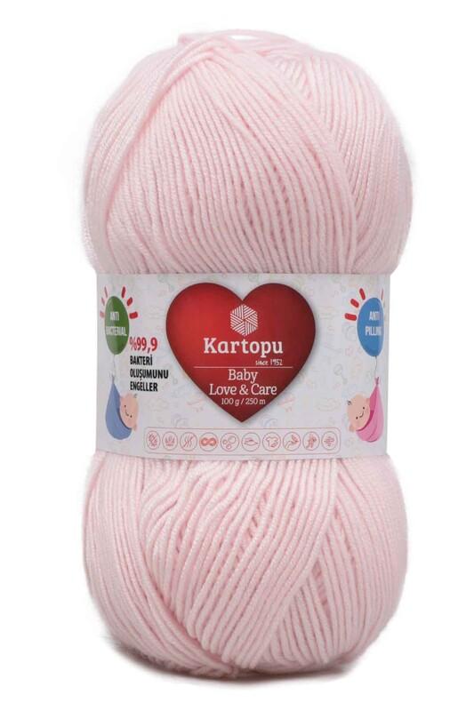 KARTOPU - Kartopu Baby Love & Care El Örgü İpi 100 gr. | K752